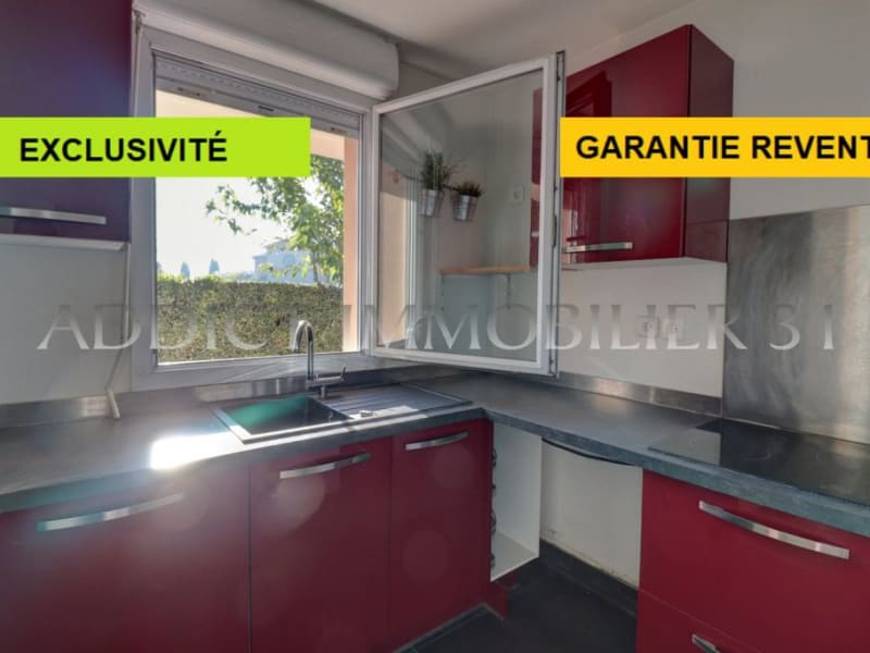 Vente appartement Gagnac-sur-garonne 129000€ - Photo 2