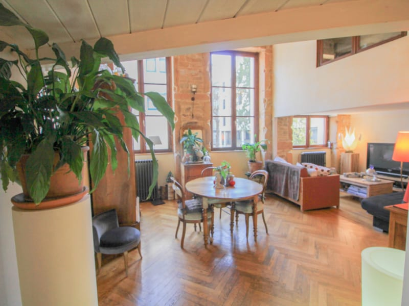 Vente appartement Lyon 4ème 758 000€ - Photo 2