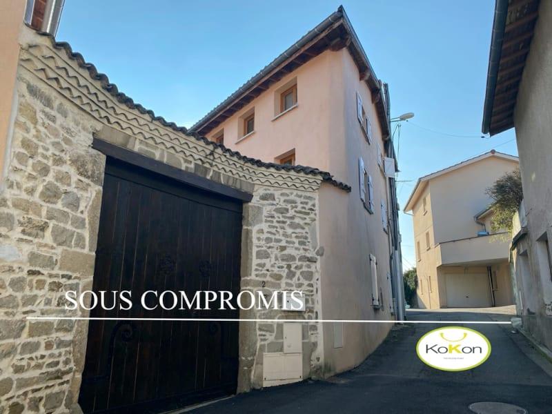 Vente maison / villa Millery 380000€ - Photo 1
