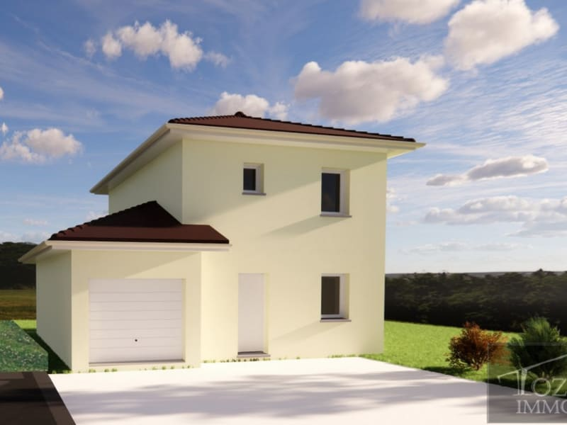 Vente maison / villa Saint jean de soudain 235053€ - Photo 1