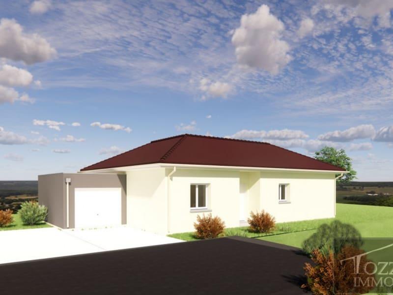 Maison individuelle Rochetoirin 4 pièce(s) 90.17 m2