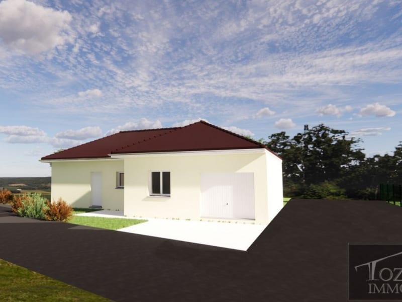 Sale house / villa Saint jean de soudain 254268€ - Picture 1