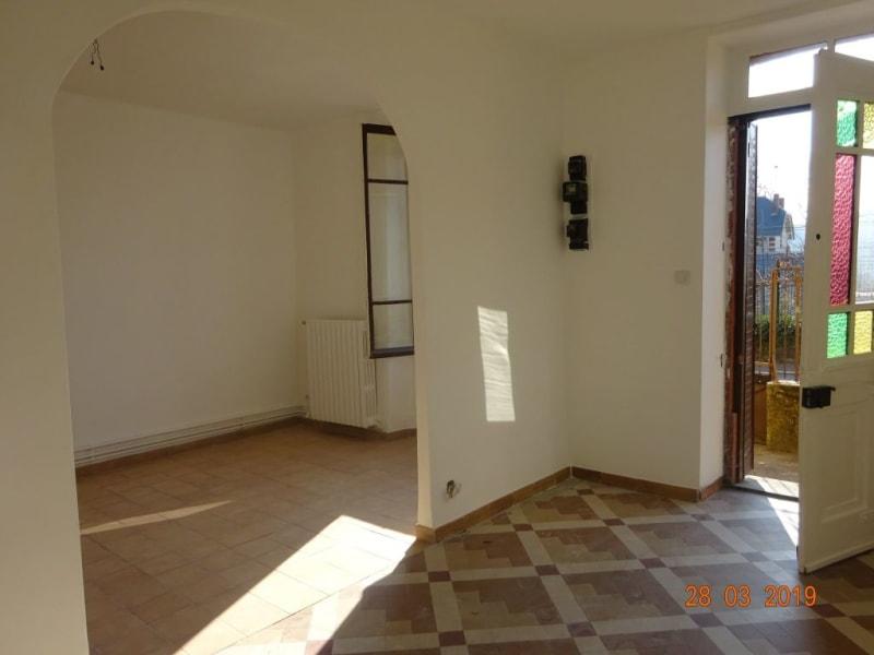 Sale house / villa St vallier 127200€ - Picture 2