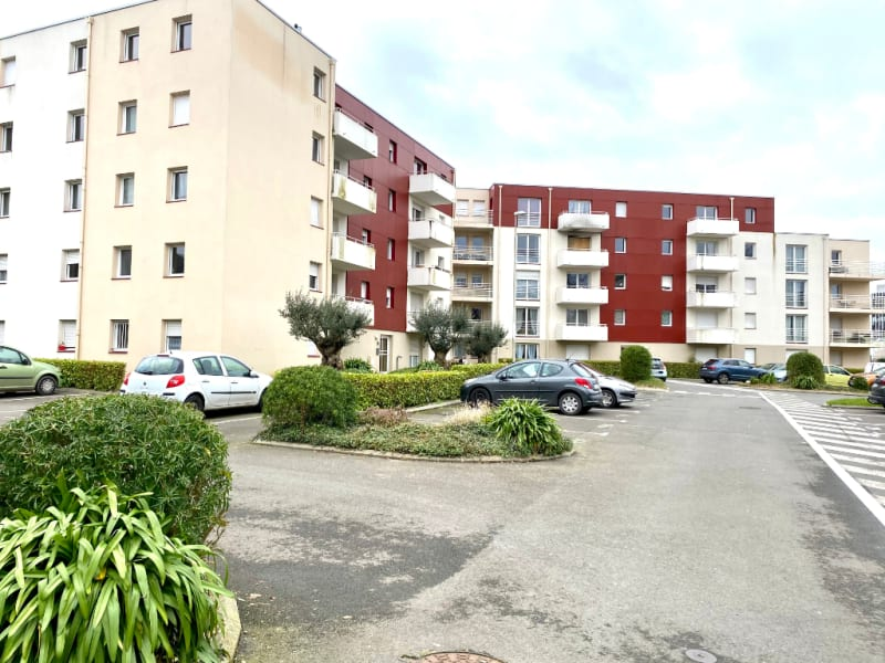 Vente appartement Saint brieuc 116600€ - Photo 1