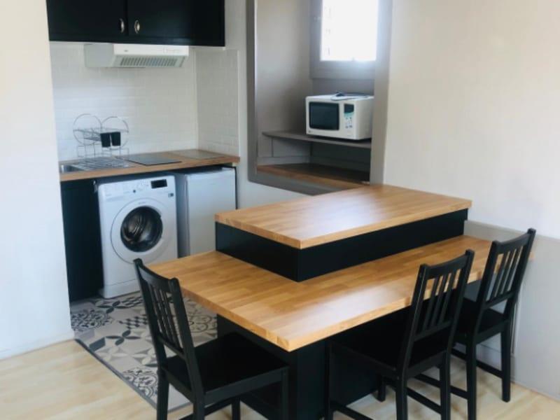 Rental apartment Rennes 595€ CC - Picture 1