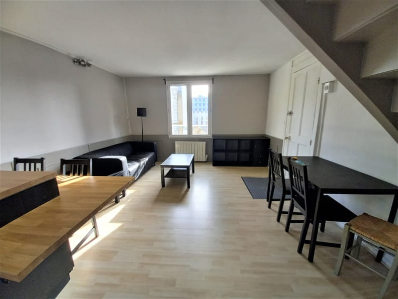 Rental apartment Rennes 595€ CC - Picture 2