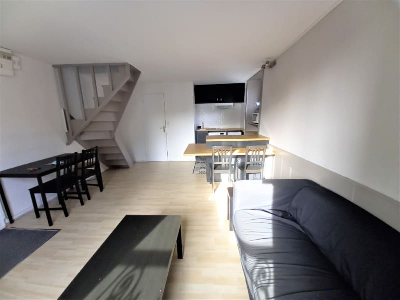 Rental apartment Rennes 595€ CC - Picture 3