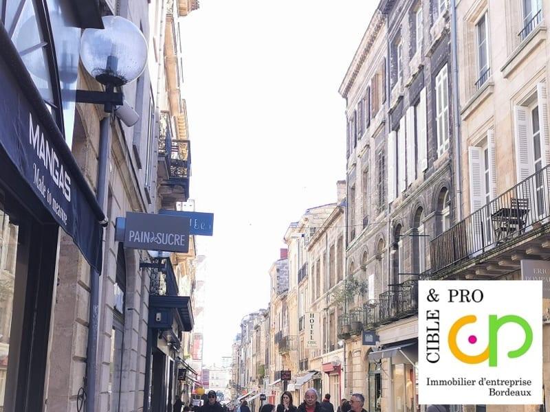 Commercial property sale shop Bordeaux 379400€ - Picture 3