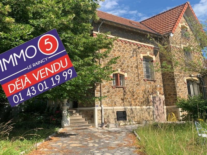 Sale house / villa Villemomble 580000€ - Picture 1