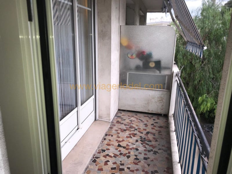 Life annuity apartment Nice 89000€ - Picture 6