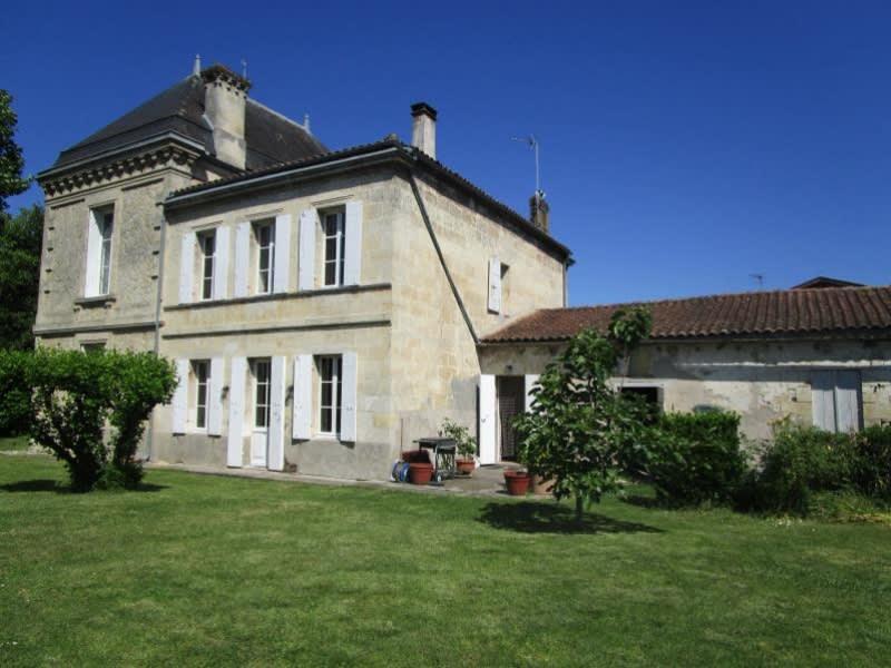 Vente de prestige maison / villa Ste eulalie 710000€ - Photo 1