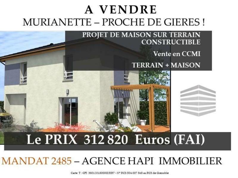 Verkauf haus Murianette 312820€ - Fotografie 1