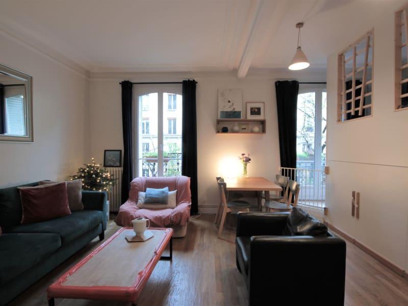 Vente appartement Paris 20ème 469000€ - Photo 4