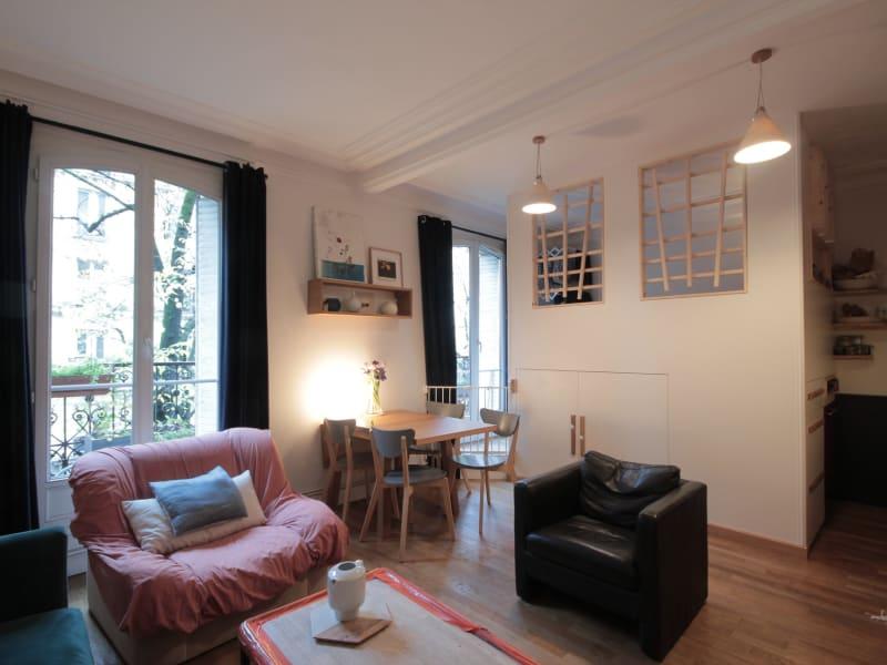 Vente appartement Paris 20ème 469000€ - Photo 6