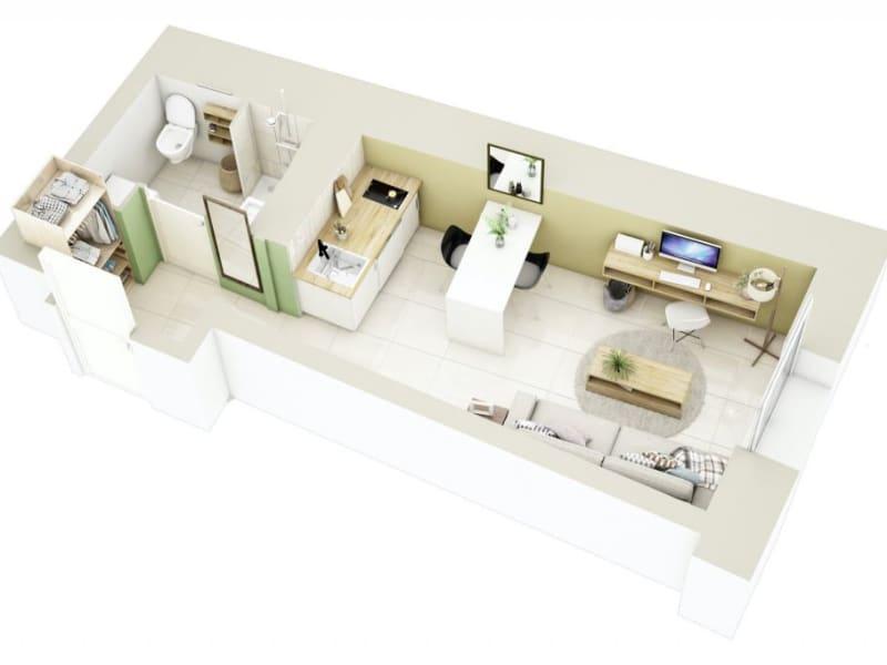 Vente appartement Lyon 3ème 276000€ - Photo 12