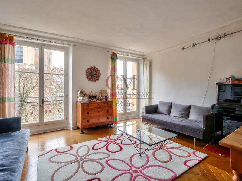 Sale apartment Versailles 441000€ - Picture 3