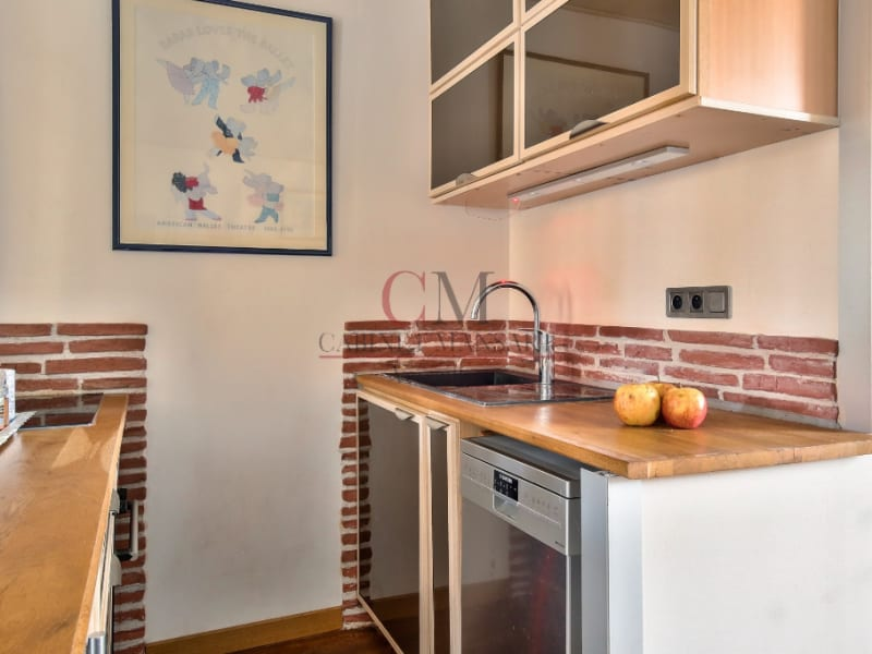 Sale apartment Versailles 441000€ - Picture 5