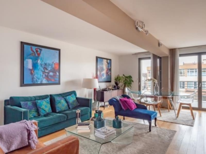 Sale apartment Colombes 785000€ - Picture 3
