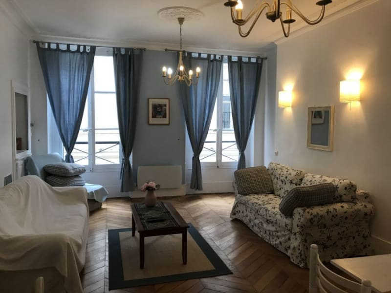 Rental apartment Paris 8ème 2790€ CC - Picture 1