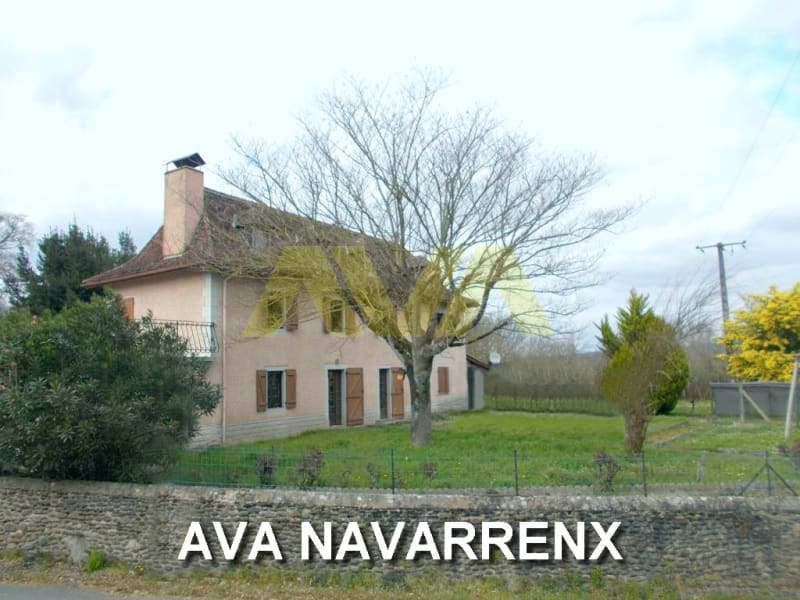 Verkauf haus Sauveterre-de-béarn 162000€ - Fotografie 1