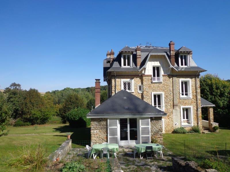 Sale house / villa Hardricourt 625000€ - Picture 1
