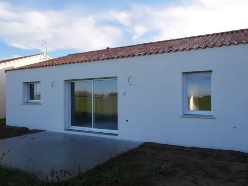 Vente maison / villa St vincent sur jard 242000€ - Photo 9