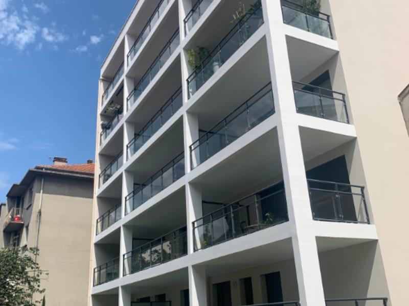 Rental apartment Bourgoin jallieu 565€ CC - Picture 1