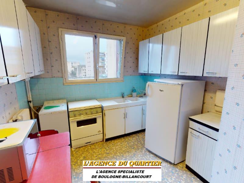 Venta  apartamento Boulogne billancourt 649000€ - Fotografía 4