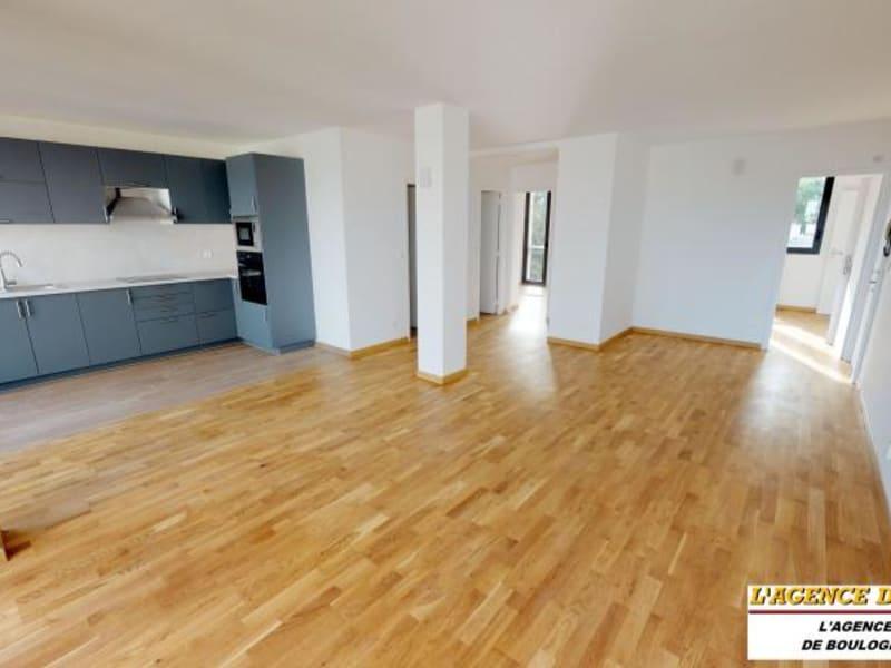 Sale apartment Boulogne billancourt 740000€ - Picture 1