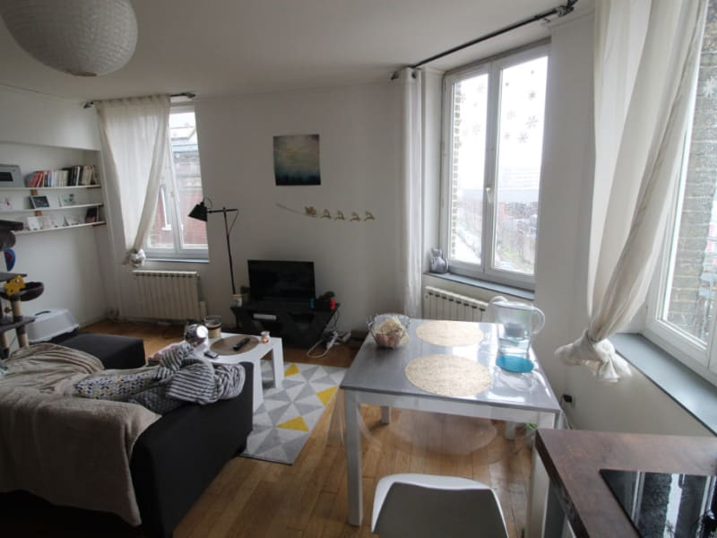 Sale apartment Rouen 126 000€ - Picture 1