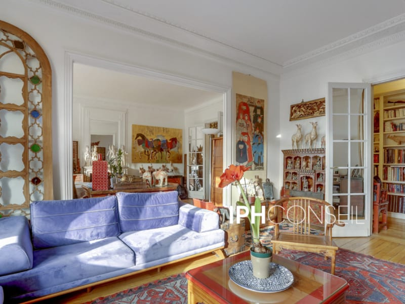 Sale apartment Neuilly sur seine 1950000€ - Picture 2