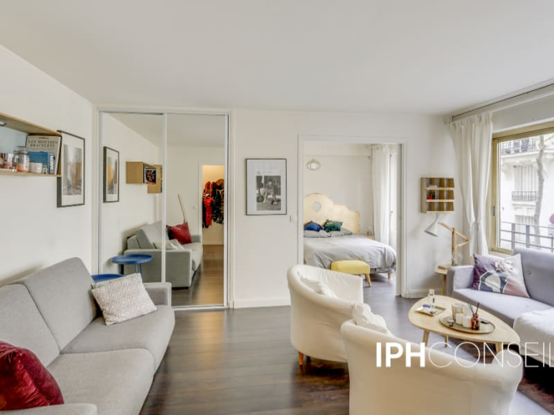 Sale apartment Neuilly sur seine 497000€ - Picture 1