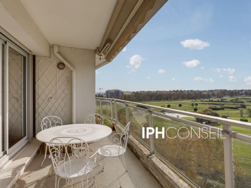 Sale apartment Saint cloud 630000€ - Picture 2