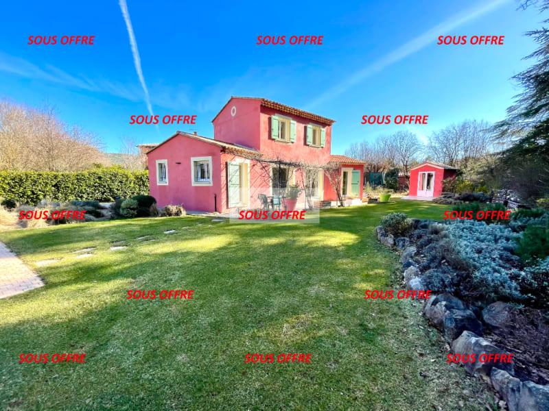 Vente maison / villa Saint cezaire sur siagne 470000€ - Photo 1