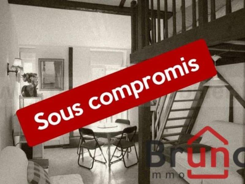 Verkauf wohnung Le crotoy 105700€ - Fotografie 1
