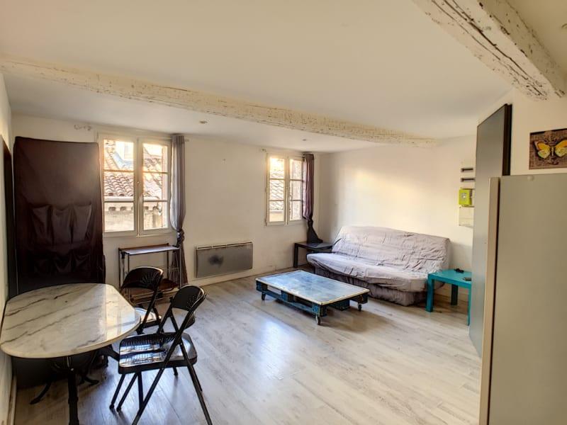 Rental apartment Avignon 490€ CC - Picture 1