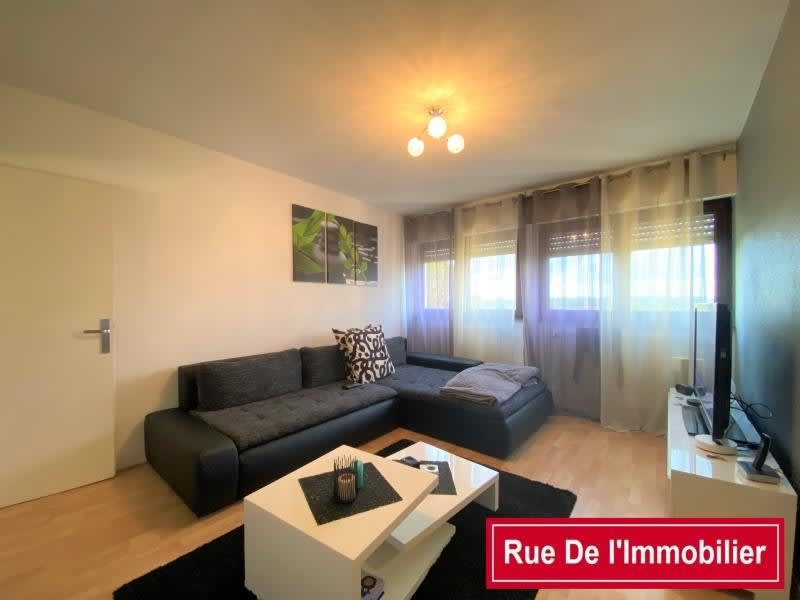 Sale apartment Haguenau 132000€ - Picture 1