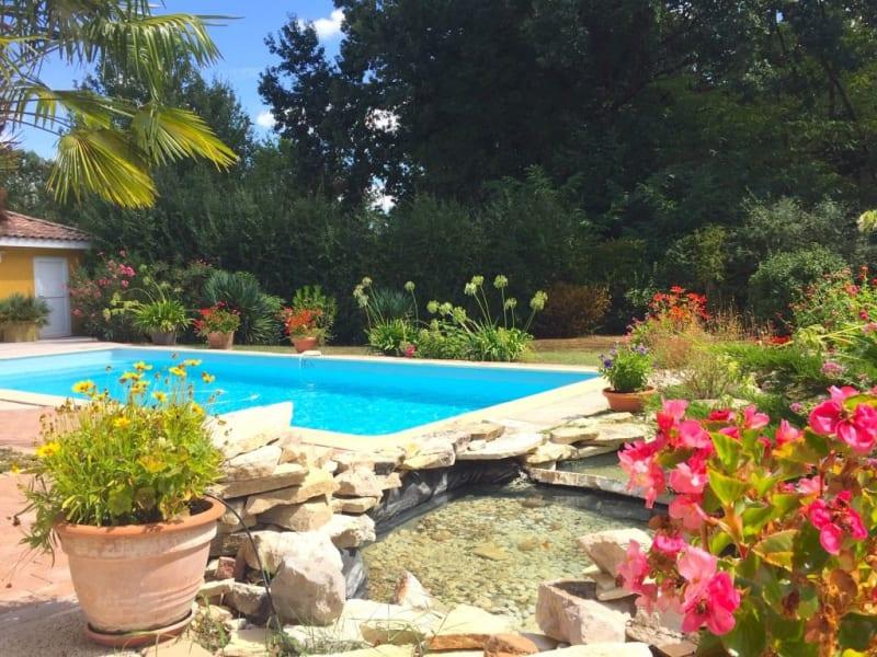 Sale house / villa Gratentour 505000€ - Picture 10