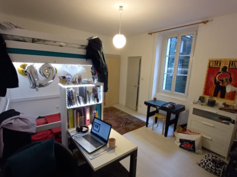 Vente appartement Rennes 132000€ - Photo 1