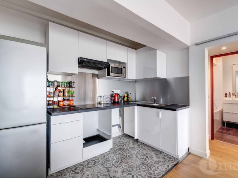Sale apartment Courbevoie 475000€ - Picture 3