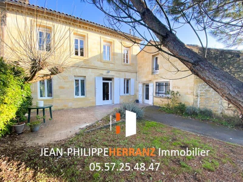 Sale house / villa St germain du puch 352000€ - Picture 1