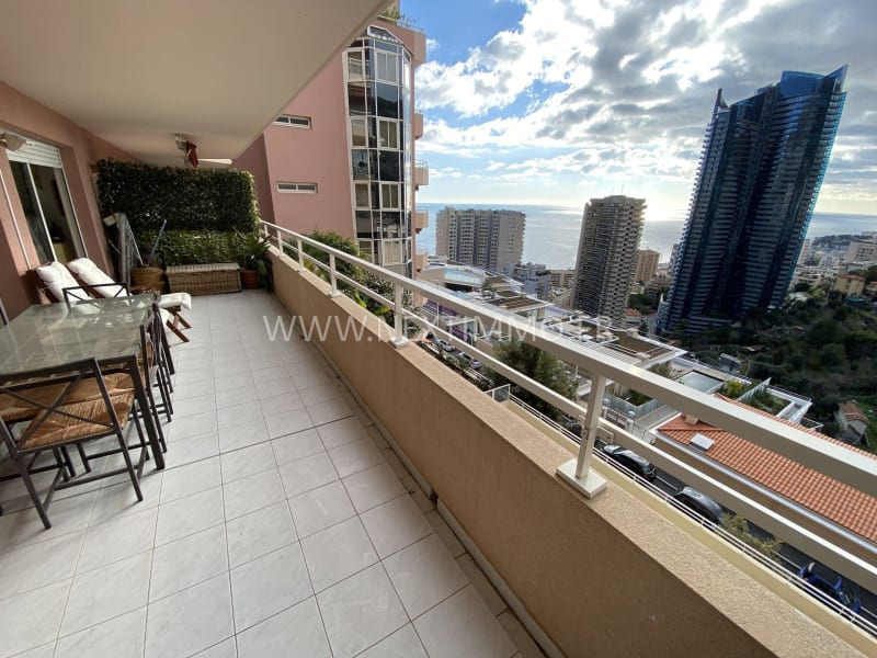 Deluxe sale apartment Beausoleil 380000€ - Picture 4