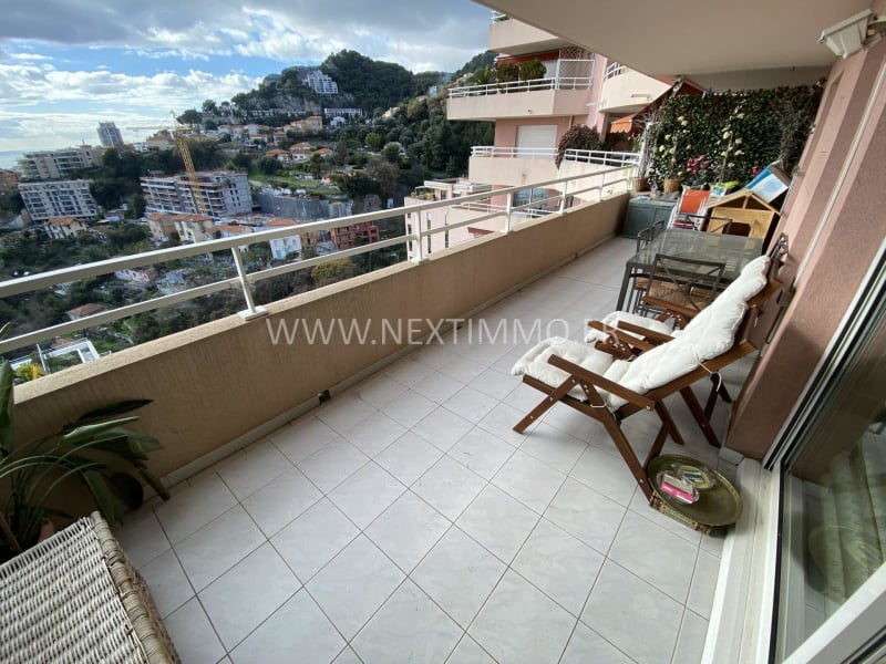 Deluxe sale apartment Beausoleil 380000€ - Picture 3