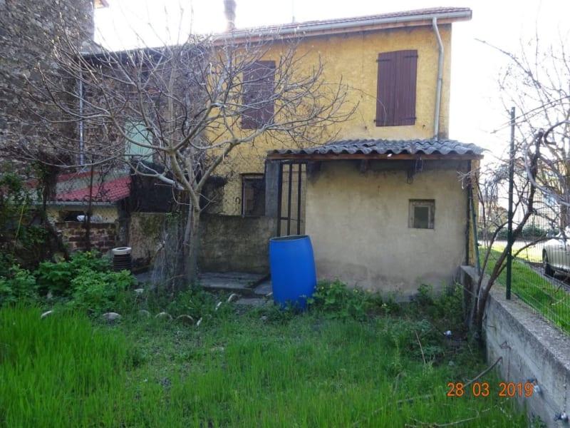 Sale house / villa St vallier 127200€ - Picture 9