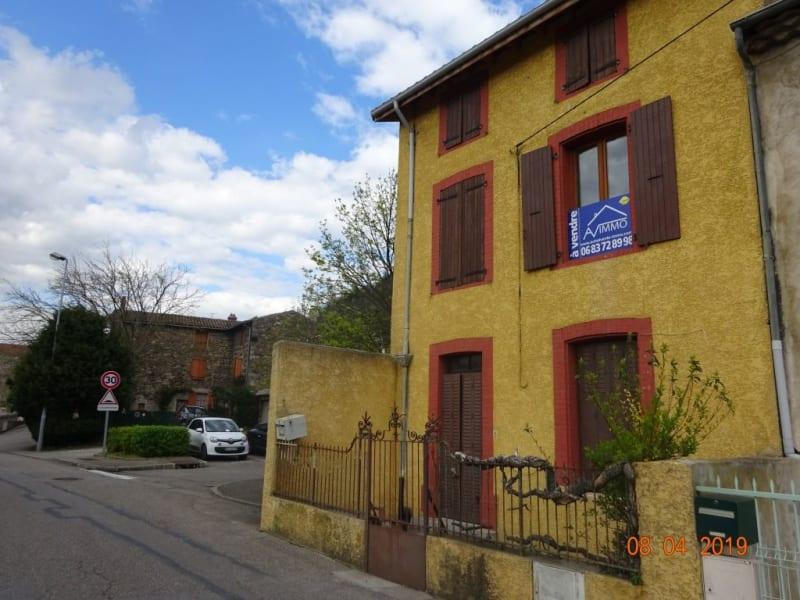 Sale house / villa St vallier 127200€ - Picture 10