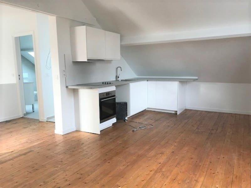 Rental apartment Villennes sur seine 1100€ CC - Picture 1