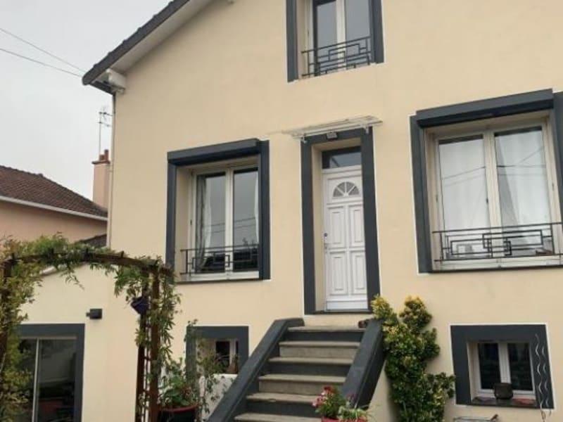 Sale house / villa Les pavillons sous bois 520000€ - Picture 1