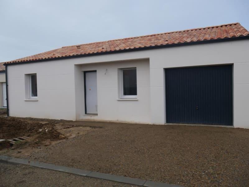 Sale house / villa St vincent sur jard 242000€ - Picture 1