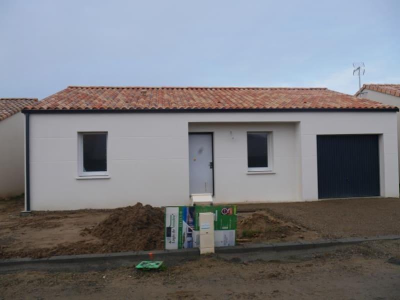 Vente maison / villa St vincent sur jard 242000€ - Photo 3