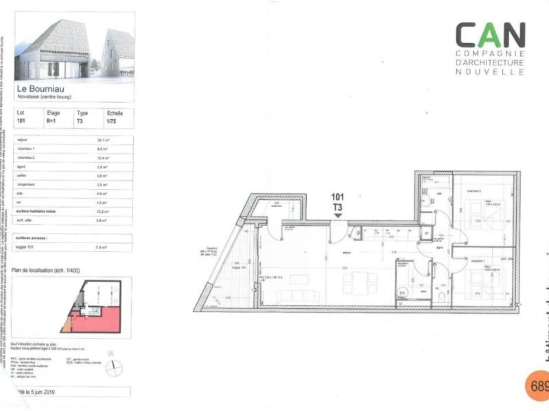 Vente appartement Novalaise 274700€ - Photo 2